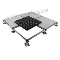 600*600*35全鋼防靜電地板工廠直銷上門安裝