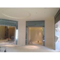 不锈钢门套装饰安装效果图-酒店门套-电梯不锈钢门套