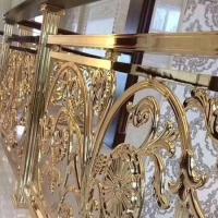 不锈钢立柱楼梯扶手及不锈钢酒柜展架生产定制
