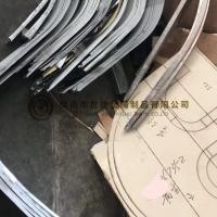 异型不锈钢扣条装饰条压边条线板门套包边加工中心