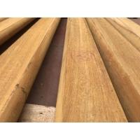黄梢木红梢木板材原木港口大量供应