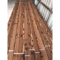 南方公碳化木地板防潮防蚁防腐价格实惠