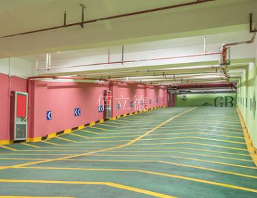 地下停车场坡道专用地坪漆
