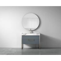 安东尼奥-定制酒店浴室镜加放大镜时间温度功能镜防雾智能镜