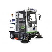 绿保E800FB驾驶式电动扫地车 全封闭,大吸力