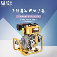 伊藤动力2寸柴油污水泵防汛排污抽水机