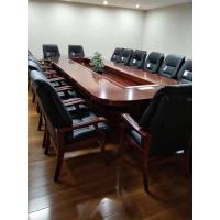 会议桌 办公家具定制批发 昆明钢架会议桌