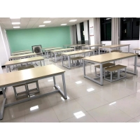 鋼架桌 鋼架會議桌 辦公家具系列 昆明