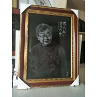 南京影雕-南京大理石影雕-董蕾影雕艺术