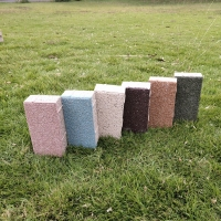 城市旱涝的终结者-陶瓷透水砖