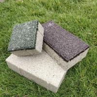 透水砖价格 陶瓷透水砖规格  海绵城市建设专用建材