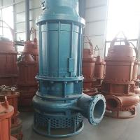潛水耐磨污泥泵 高鉻電動吸沙泵 高揚程污泥泵
