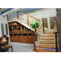实木楼梯,玻璃楼梯,铁艺楼梯,墅木楼梯