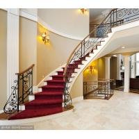 别墅楼梯领导者,实木楼梯生产,高端定制,免费测量