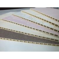 四川集成墙面装饰材料,竹木纤维墙板