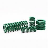 绿色轻载荷弹簧 ISO10243标准弹簧 替代进口品牌弹簧
