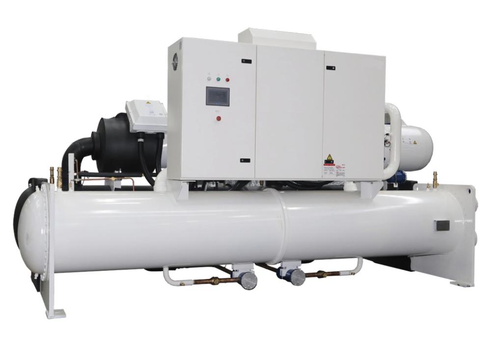 河南高格螺杆式水地源热泵机组
