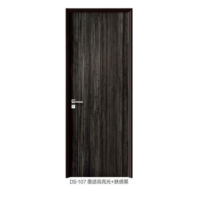 DS-107墨�E高亮光+�w感黑