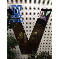 专业定制建筑外墙雕花铝单板幕墙 天花吊顶艺术镂空铝单板