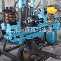 巨匠供貨金屬液壓礦山鉆機KY-200型200米360度打孔礦