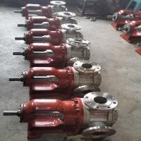 NYP高粘度泵-夹套保温内齿泵-高粘度齿轮泵