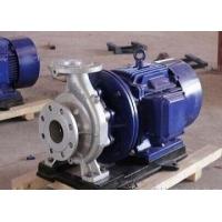 IH不锈钢离心泵-不锈钢化工离心泵厂家