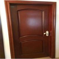 雅晟门窗 简欧实木贴板卧室门
