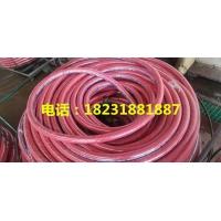 鋼絲編織蒸汽軟管 紅色蒸汽膠管 一層兩層鋼絲編織蒸汽膠管