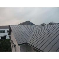 銀川吳忠鋁鎂錳金屬屋面板25-430廠家