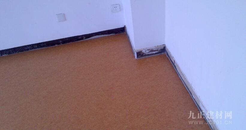 亚麻地板装修效果图5