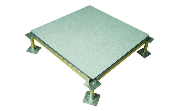防静电地板施工要求