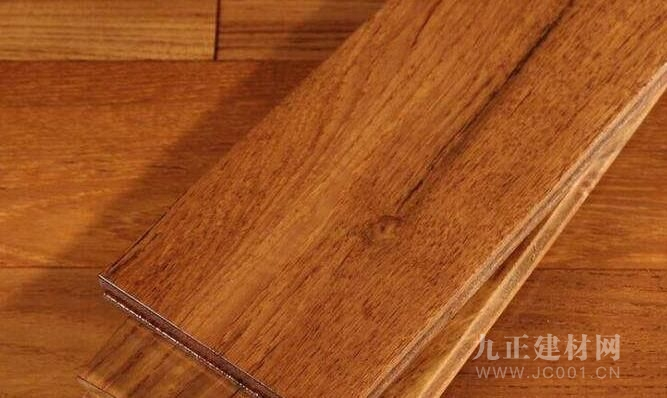 花梨木地板装修效果图3