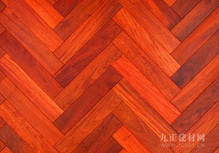 花梨木地板装修效果图2
