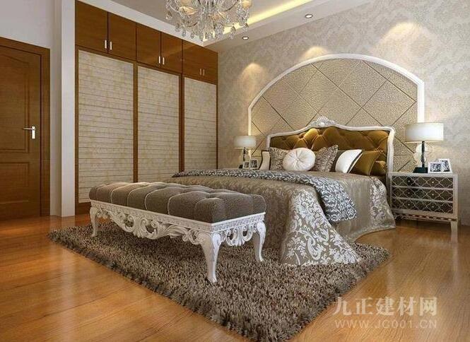 卧室木地板
