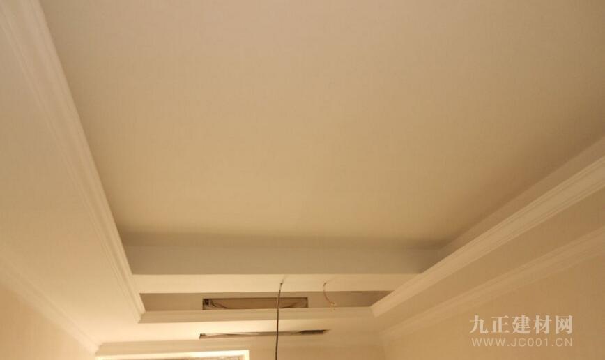 石膏板吊顶效果图欣赏2