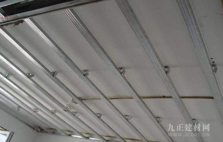 轻钢龙骨石膏板吊顶图片5