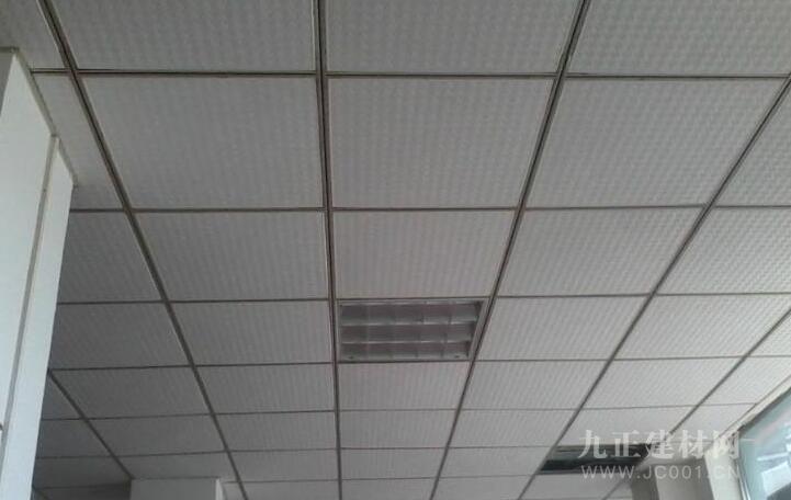 矿棉板吊顶