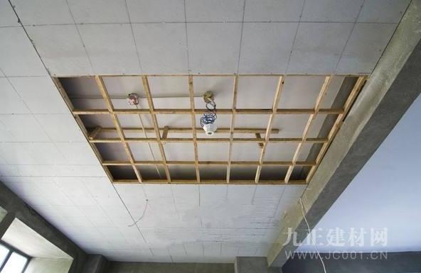 硅酸钙板吊顶