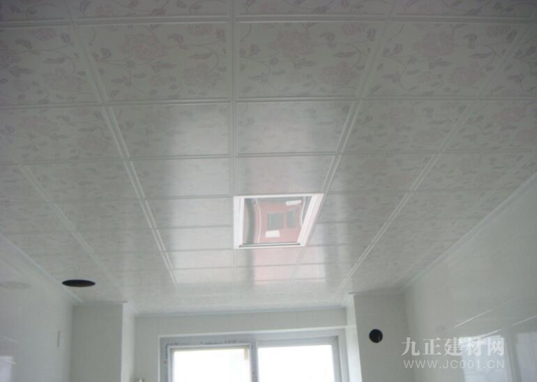 厨房吊顶装修效果图2