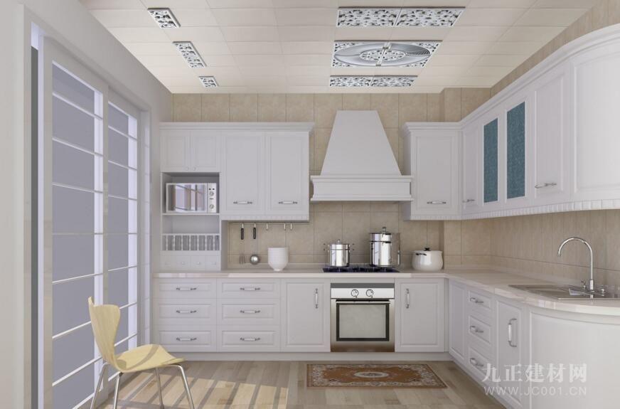 厨房吊顶装修效果图5
