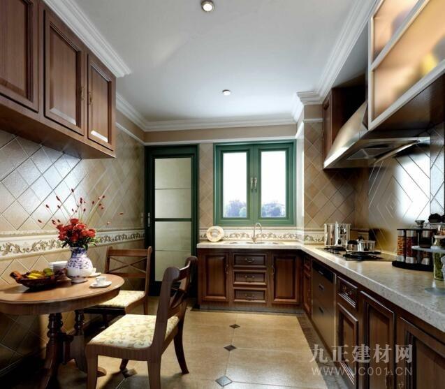 厨房吊顶装修效果图6