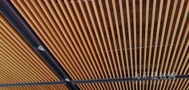 铝合金格栅吊顶