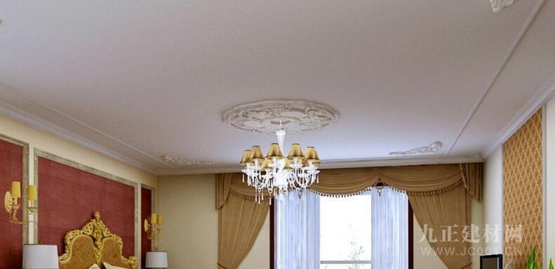 不做吊顶的客厅装修效果图4