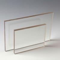 pc耐力板 广告透明板 广告专用pc板
