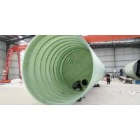 四川省玻璃钢化粪池生产商