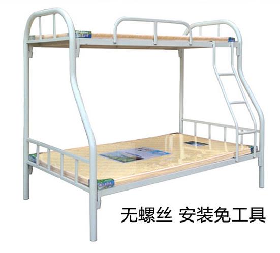 东莞铁床,东莞子母铁床,学生子母铁床,惠州员工铁床,深圳双层