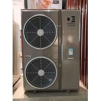 別墅地源熱泵 地源熱泵空調系統