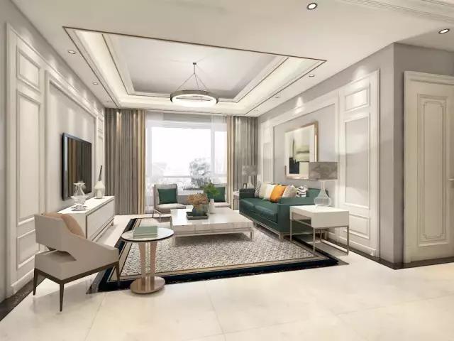 2019年,客廳流行裝修方案 - 成都歐麗亞門業有限公司