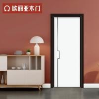 欧丽亚木门室内烤漆北欧时尚新款木门卧室门客厅门厨房门实木门