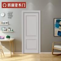 欧丽亚木门新款简欧风格卧室门客厅门儿童房门复合套装门实木门